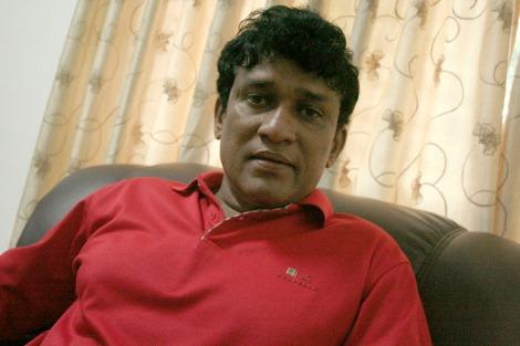 Der Abgeordnete Mano Ganeshan hat eine Bürgerkommission gegen Entführungen gegründet.(foto : Carla Lee)