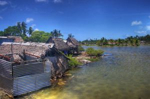 Kiribati will be devastated by rising sea levels