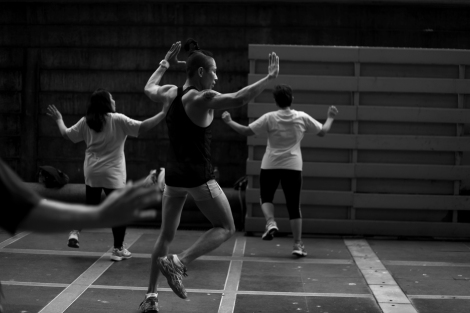 Aerobic (2), Bangkok / Photo © Lee Yu Kyung 2013