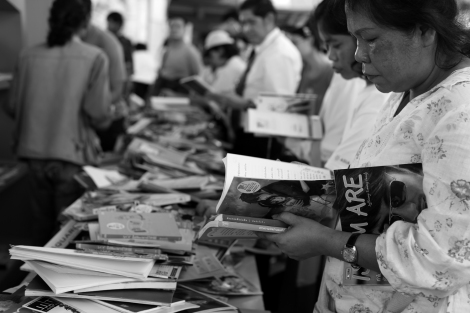 Read_for_Life (1), Bangkok / All rights reserved © Lee Yu Kyung 2013