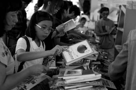 Read_for_Life (3), Bangkok / All rights reserved © Lee Yu Kyung 2013