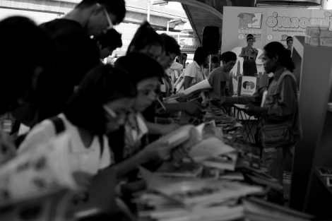Read_for_Life (2), Bangkok / All rights reserved © Lee Yu Kyung 2013