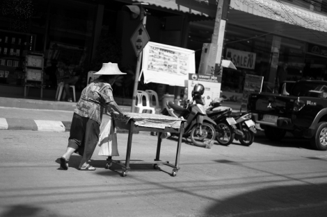 Woman, Hua Hin, Thailand (© Lee Yu Kyung 2014)