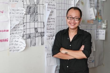 베트남 게이 타오 (Thao). 그가 대표로 있는 정보공유센터( Information Connecting Sharing, ICS) 는 베트남 LGBTI운동을 주도해왔다. (Photo Courtesy : Information Connecting Sharing)