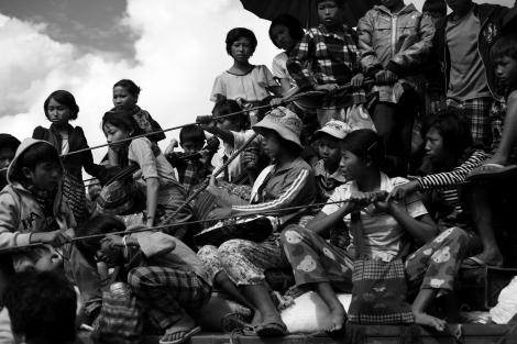 Kachin IDPs, Kachin State / Northern Burma (© Lee Yu Kyung 2013)
