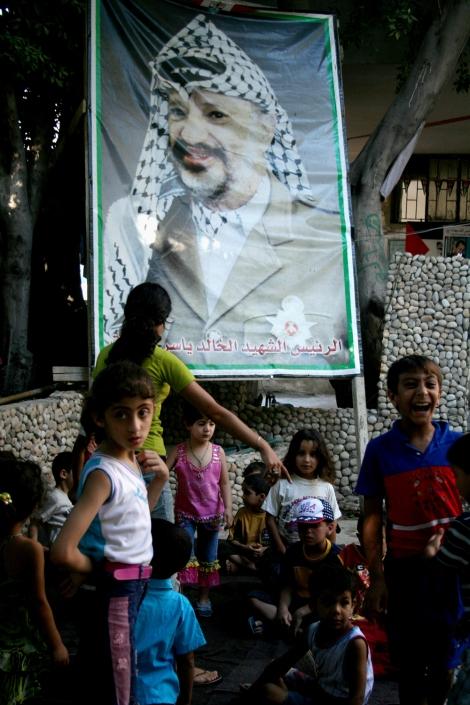 Palestinian Refugee, Lebanon (© Lee Yu Kyung 2007)