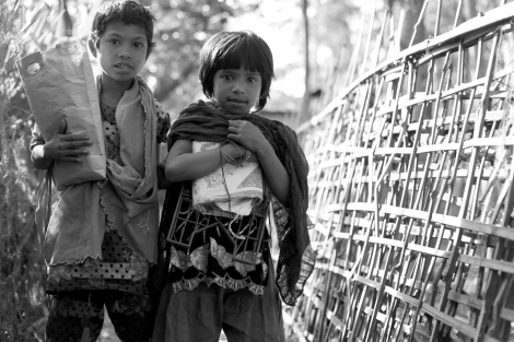 Rohingya Refugee, Bangladesh (© Lee Yu Kyung 2014)