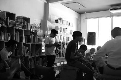 Audiences One (© Lee Yu Kyung)