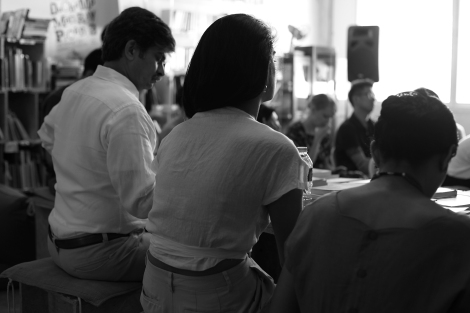 Audiences Two (© Lee Yu Kyung)