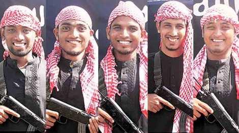 미국의 테러리즘 전문 포털 '사이트 인텔리전스'(SITE Intelligence)는 친 IS뉴스에이전시 아막크를 인용 다카테러에 가담한 이들의 사진을 공개했다.