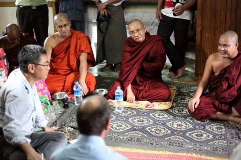 Shezadi Monastery_Sittwe_RakhineState