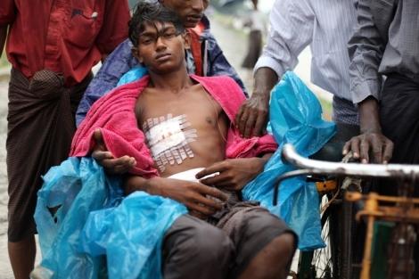 Rohingya Ethnic Cleansing