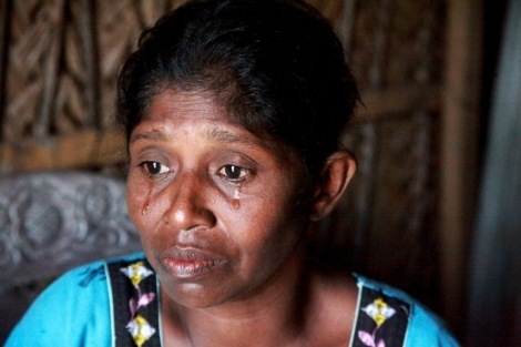 Witness of the war without witness in Sri Lanka