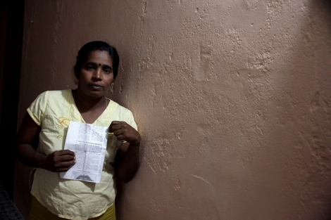 Enforced Disappearance, Sri Lanka